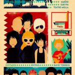 Poster concierto Blondie en Habana marzo 2019